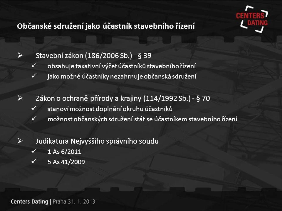 Předkládání nových důkazů ve stavebním řízení  Účastník stavebního řízení nemůže předkládat stále nové návrhy na provedení důkazů  Související judikatura  40 A 3/2012-217