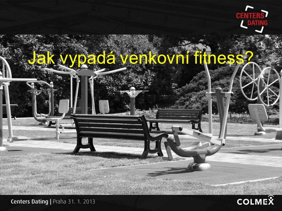 Jak vypadá venkovní fitness?