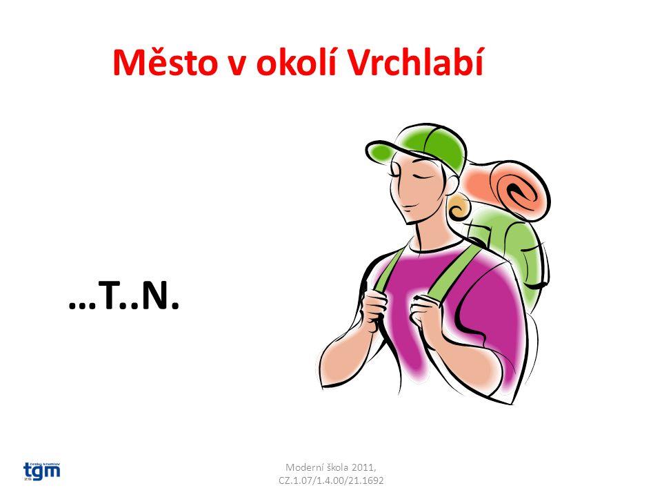 Moderní škola 2011, CZ.1.07/1.4.00/21.1692 Které Meziříčí je u Třebechovic.E… České