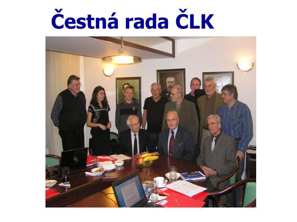 Plénum ČR DŘ před ČR
