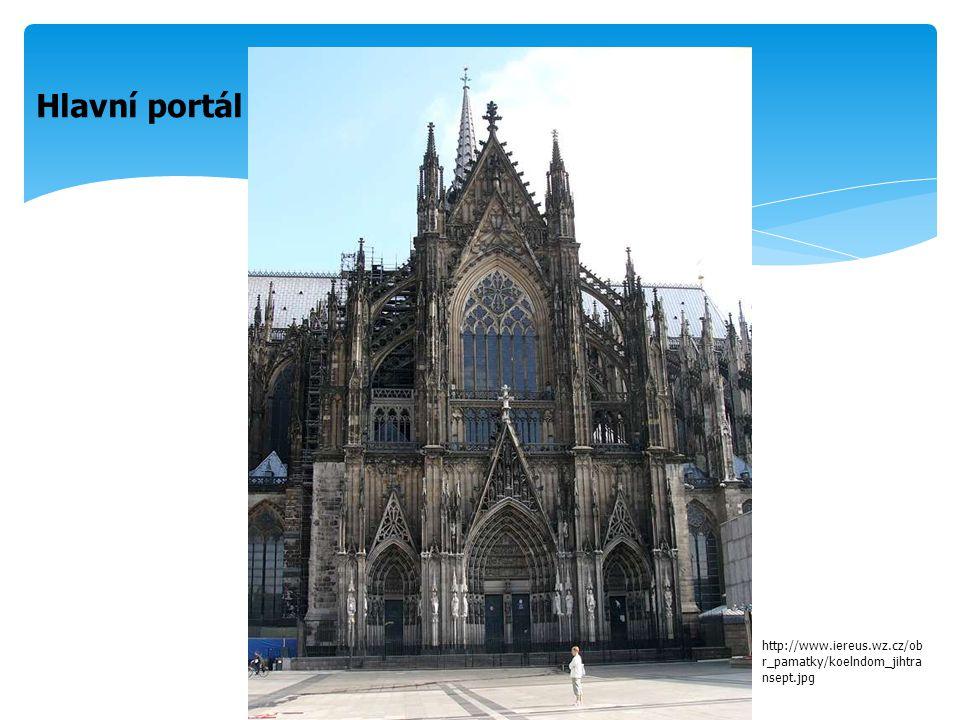 Hlavní portál http://www.iereus.wz.cz/ob r_pamatky/koelndom_jihtra nsept.jpg