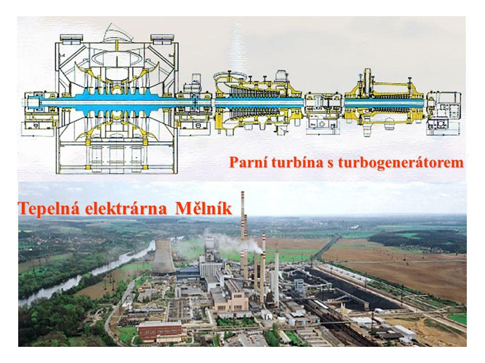 Jaderné elektrárny V reaktoru dochází ke štěpné reakci.