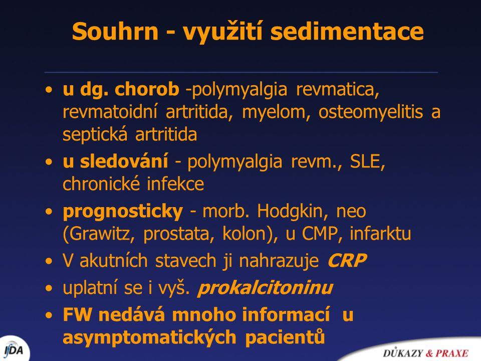 •autoimunitní nemoci a revmatologická onem.
