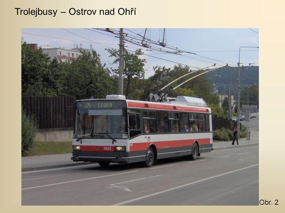 Trolejbusy – Ostrov nad Ohří Obr. 2