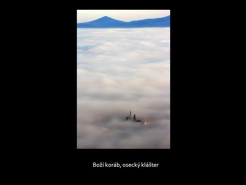 …věže oseckého kláštera