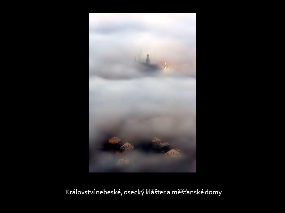 Boží koráb, osecký klášter