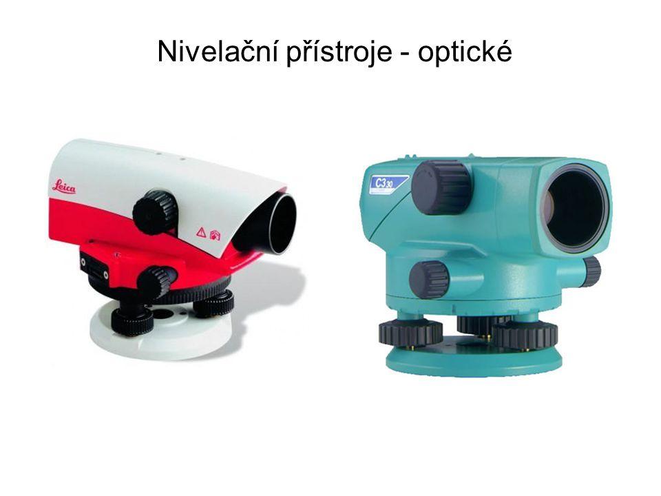 Nivelační přístroje - optické