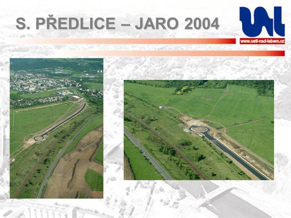 S. PŘEDLICE – JARO 2004