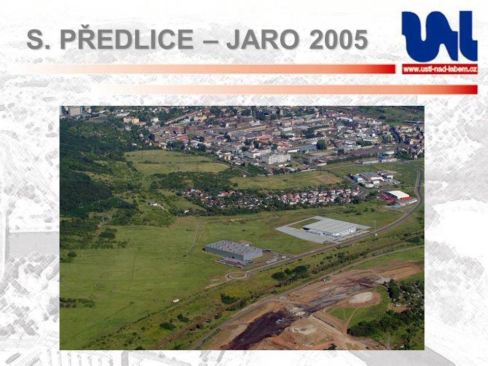 S. PŘEDLICE – JARO 2005