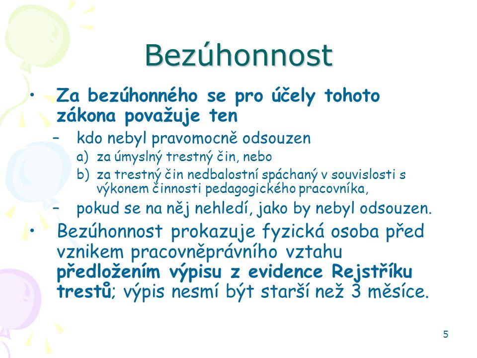 6 Přehled §4 - §8 § 4 Znalost českého jazyka § 5 Předpoklady pro výkon činnosti ředitele školy Získávání odborné kvalifikace pedagogických pracovníků § 6 Učitel mateřské školy § 7 Učitel prvního stupně základní školy § 8 Učitel druhého stupně základní školy