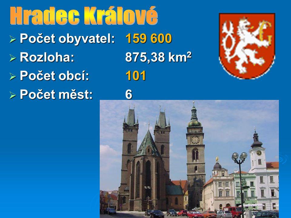 TrutnovJičín Rychnov nad Kněžnou Hradec Králové Náchod