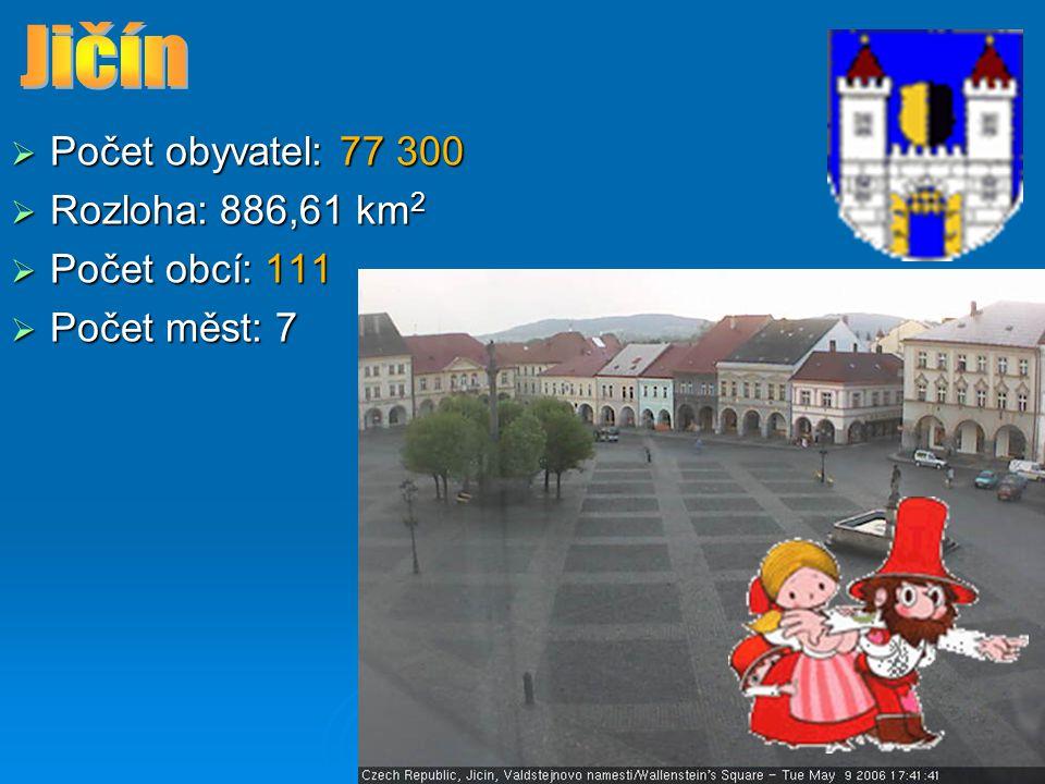  Počet obyvatel: 119 900  Rozloha: 1146,77 km 2  Počet obcí: 75  Počet měst: 11