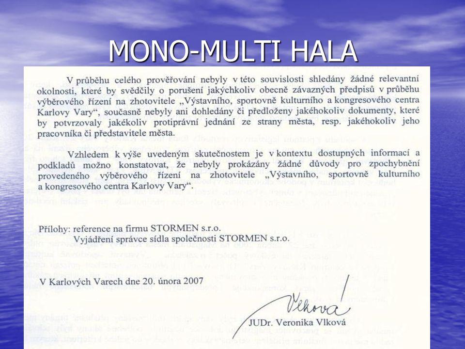 MONO-MULTI HALA