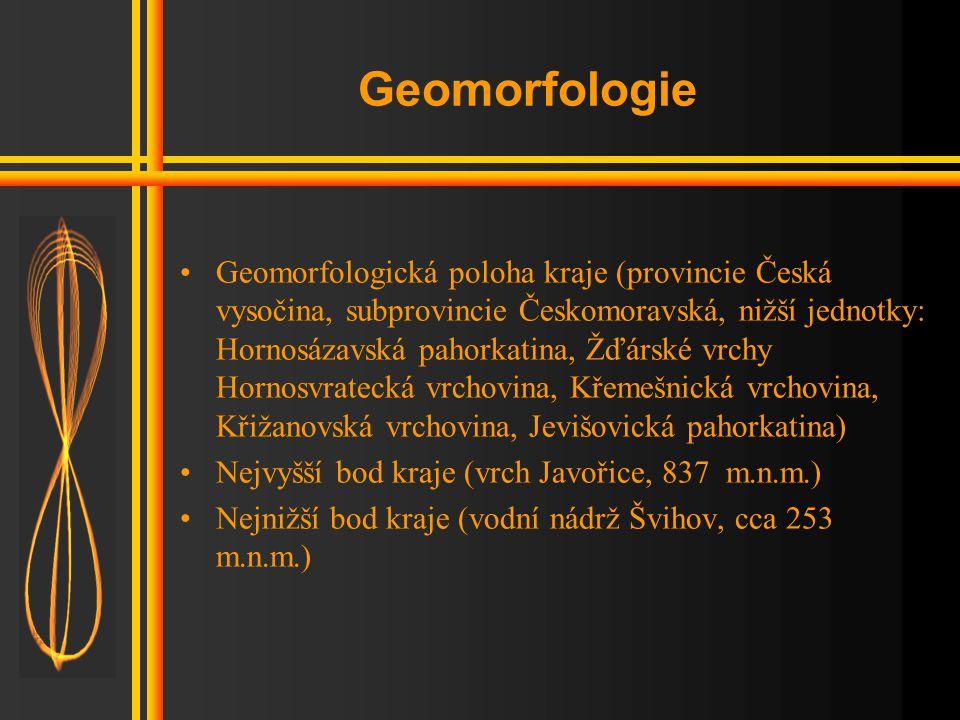 Přírodní podmínky •Geomorfologie •Geologie •Klima •Hydrosféra •Půdy •Biota •Ochrana přírody