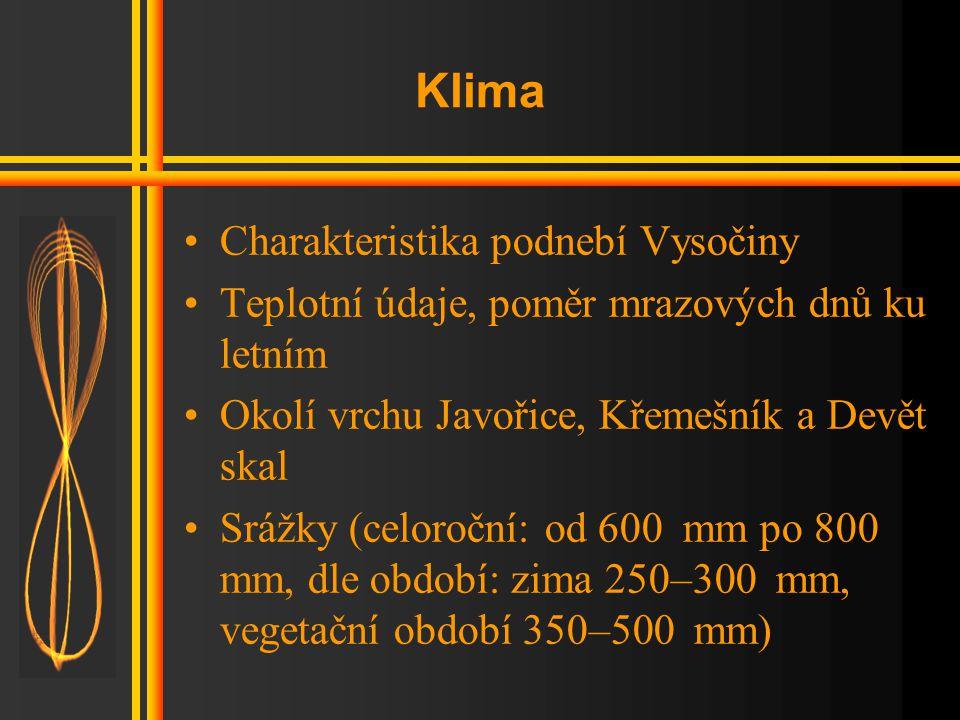 Kostely a kláštěry •kostel sv.Jakuba v Jihlavě •kostel sv.