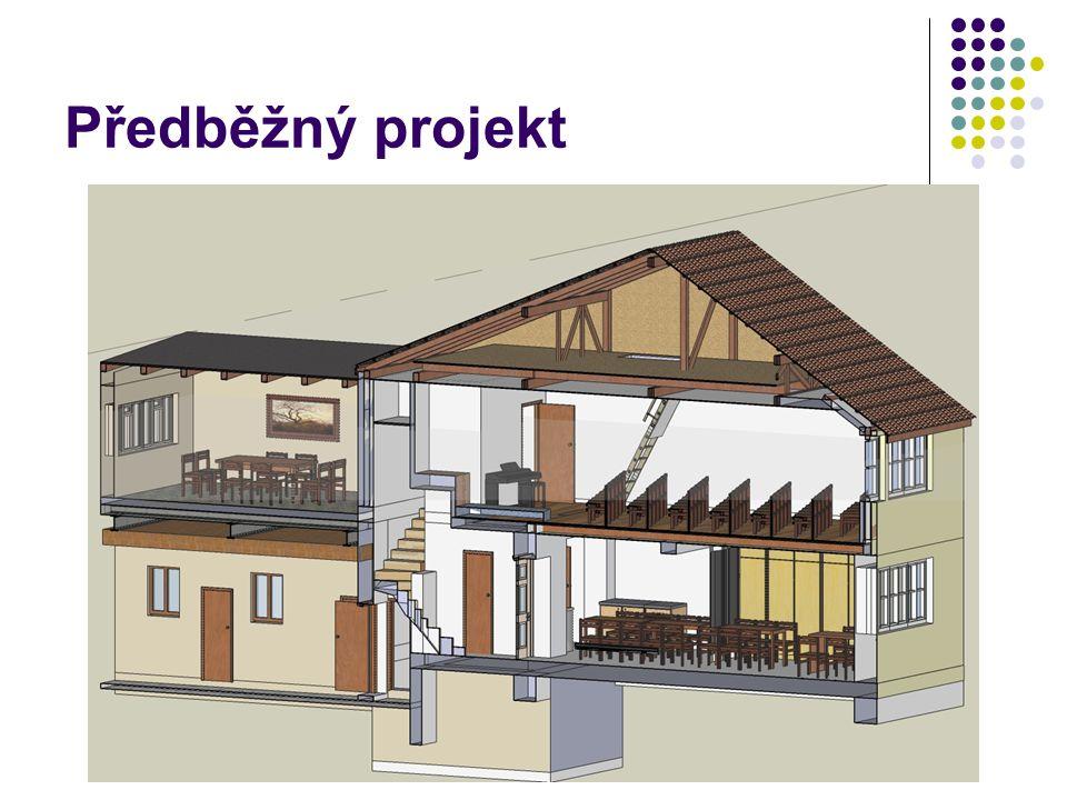 Předběžný projekt