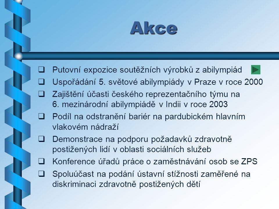 ČESKÁ ABILYMPIJSKÁ ASOCIACE ČESKÁ ABILYMPIJSKÁ ASOCIACE