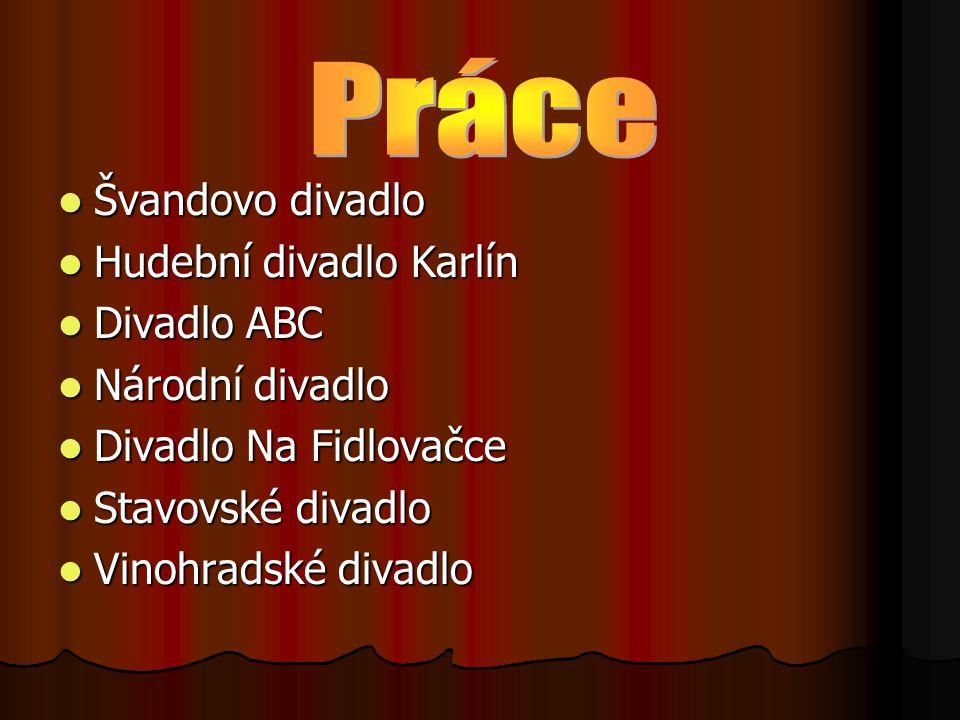 Stavovské divadlo je místem, kde poprvé zazněla naše česká hymna. Sirin Abed Petra Heřmanská