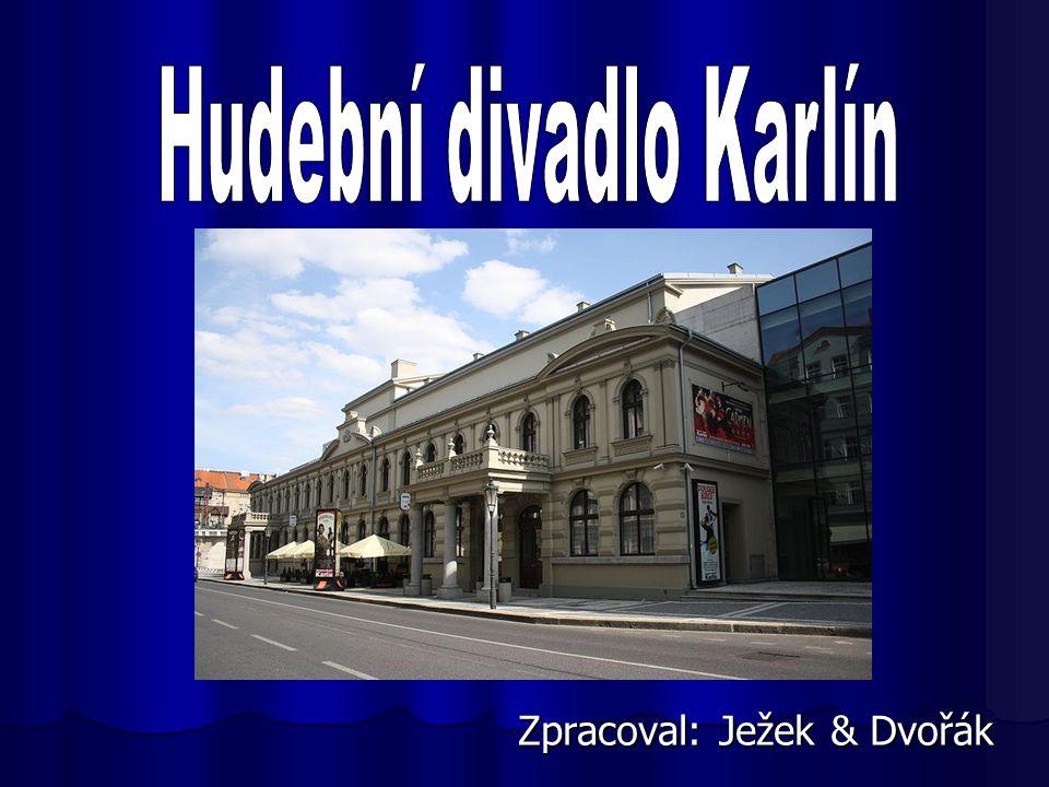 Současnost -Uměleckým šéfem Vinohradského divadla je herec a diplomat Martin Stropnický.