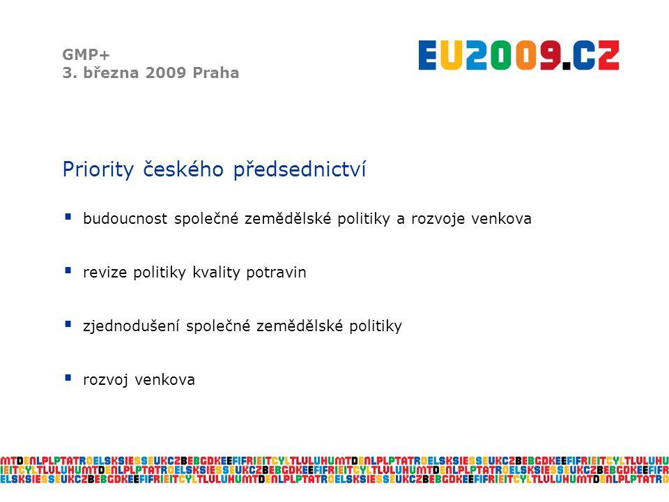 Co nepaří do činností EFSA GMP+ 3.