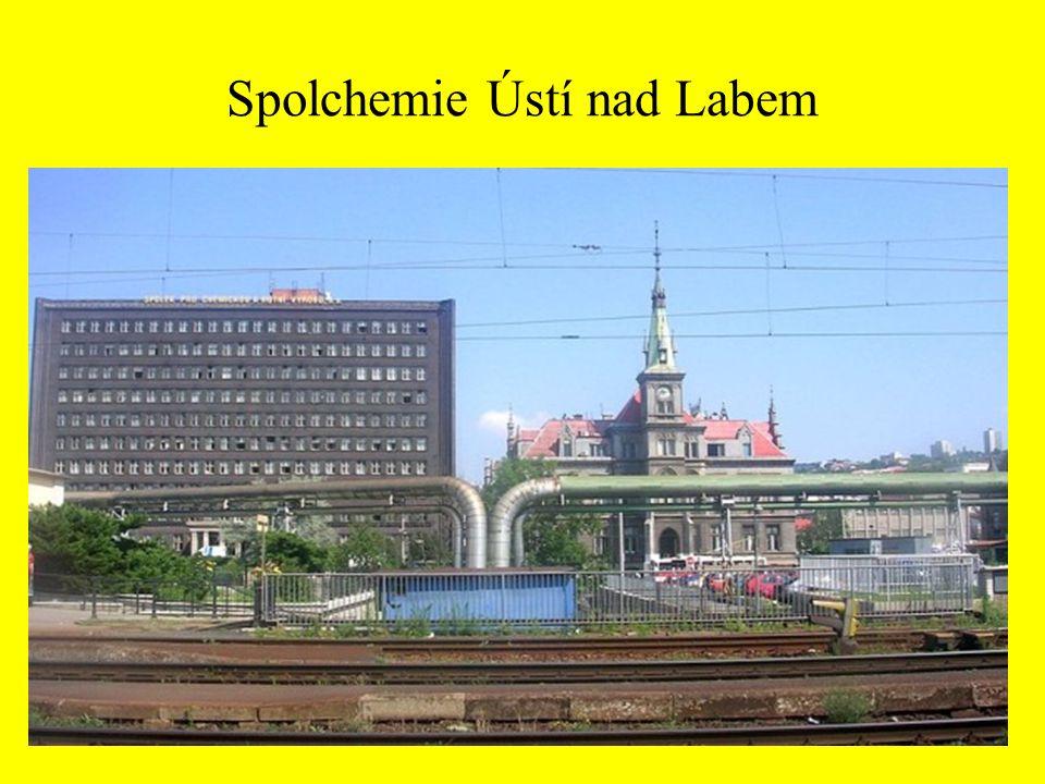 Spolchemie Ústí nad Labem