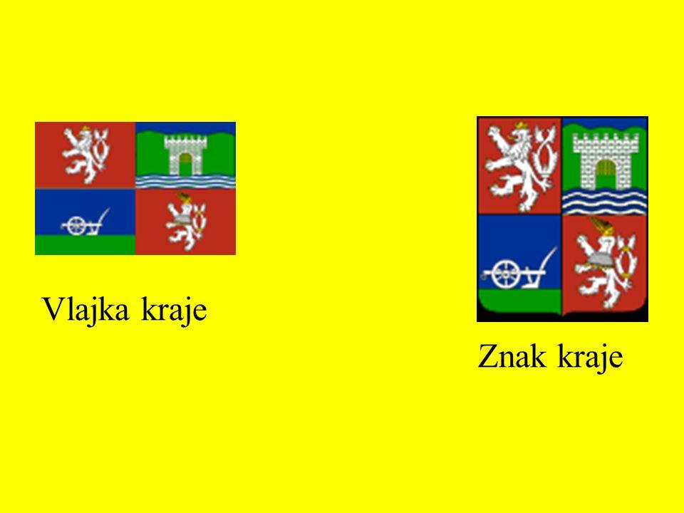 Vlajka kraje Znak kraje