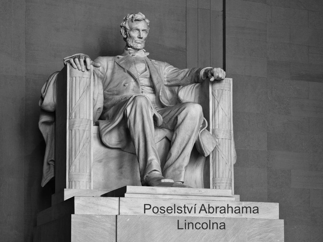 Poselství Abrahama Lincolna
