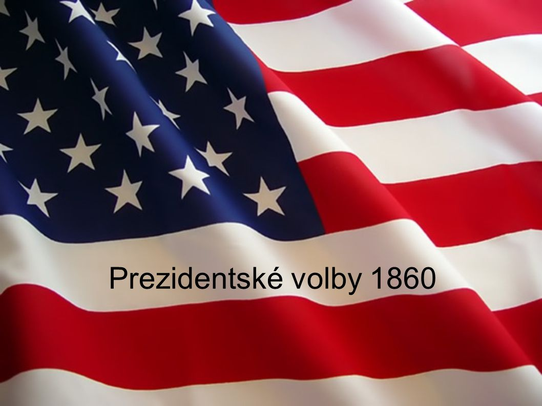 Prezidentské volby 1860