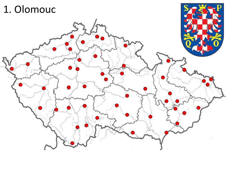 Města ČR – orientace na mapě Autor materiálu: Mgr. Martin Holý Vypracováno pro potřeby ZŠ v Odoleně Vodě Další šíření a používání je možné pouze se so