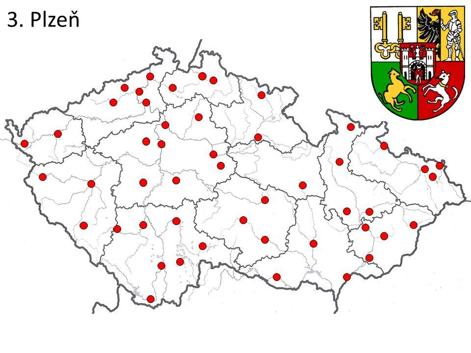 3. Plzeň