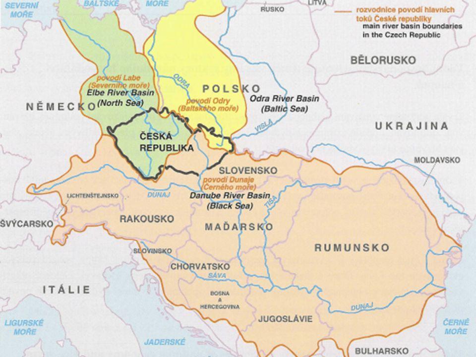 průplavní spojení Dunaj – Odra - Labe
