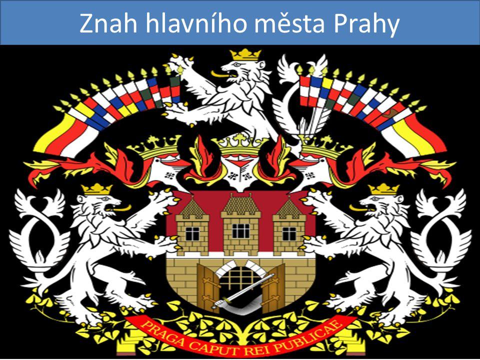 Znah hlavního města Prahy