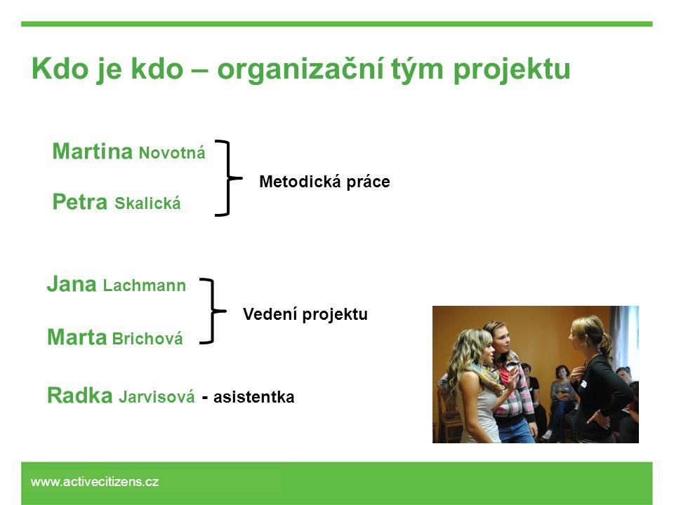 A kdo jste vy?  www.activecitizens.cz