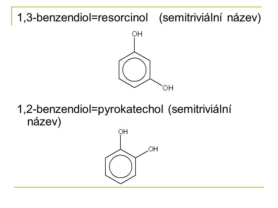Použití, význam a příklady  Alkoholy s malým počtem C – rozpouštědla  Vyšší alkoholy – součást přírodních látek- silice, vosky Methanol – dřevný líh – prudce jedovatý- výroba formaldehydu Ethanol – v alkoholických nápojích Ethandiol=ethylenglykol- do nemrznoucích směsí, výroba PS