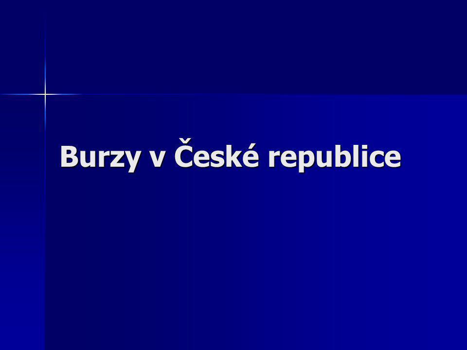 Burzy v České republice