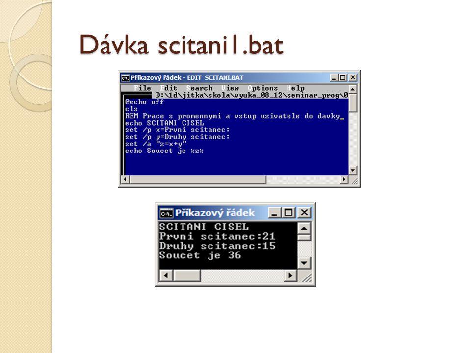 Dávka scitani1.bat