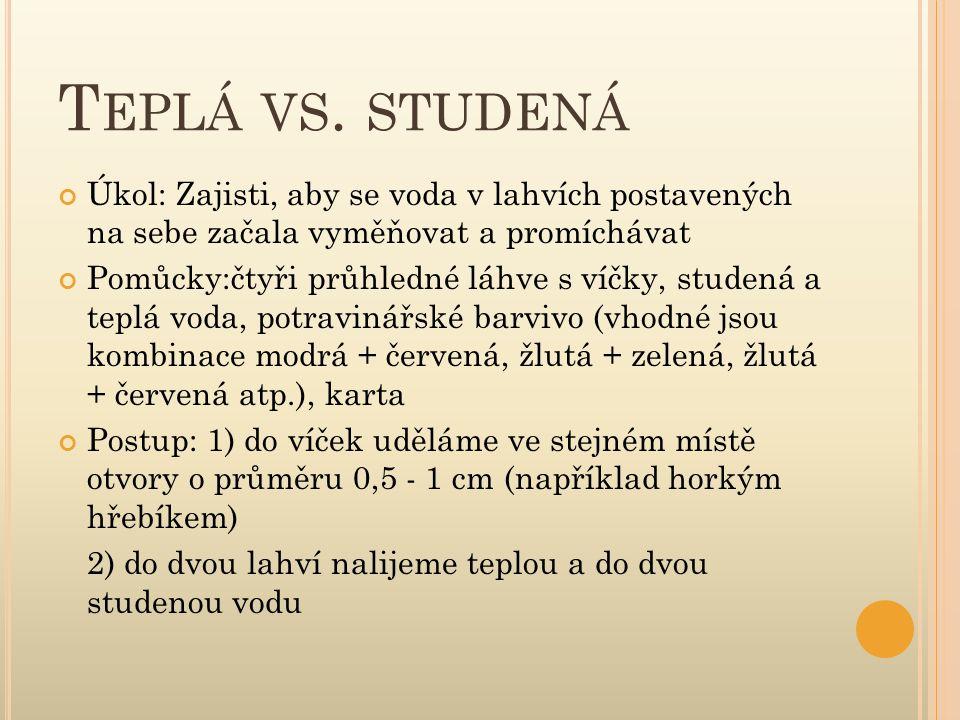 T EPLÁ VS.
