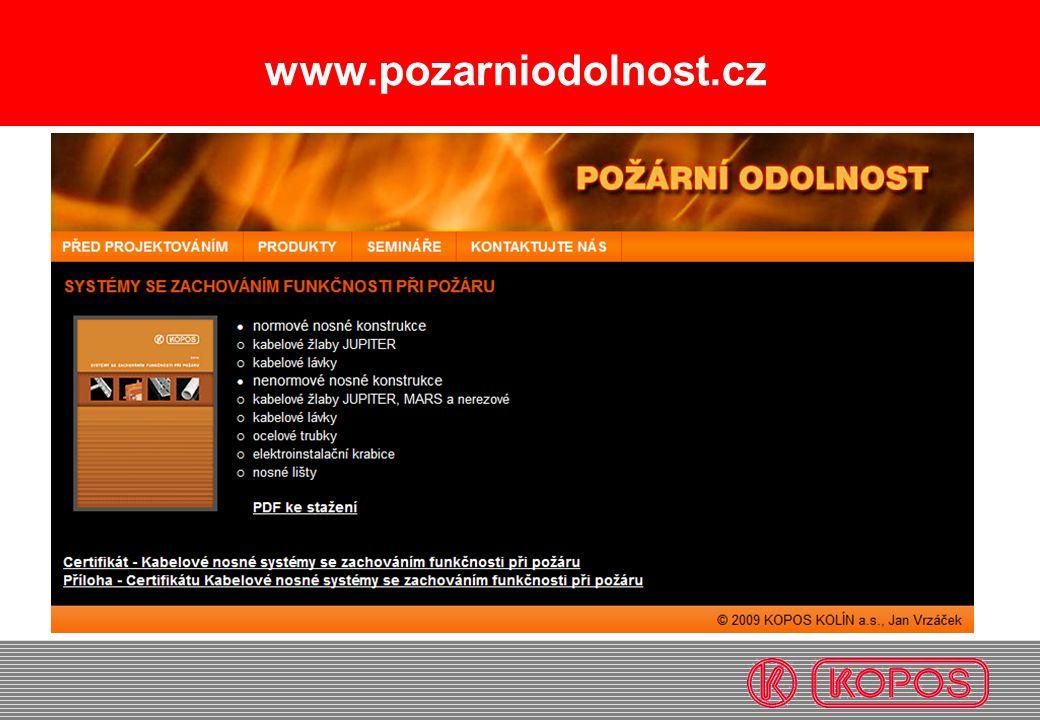 www.pozarniodolnost.cz