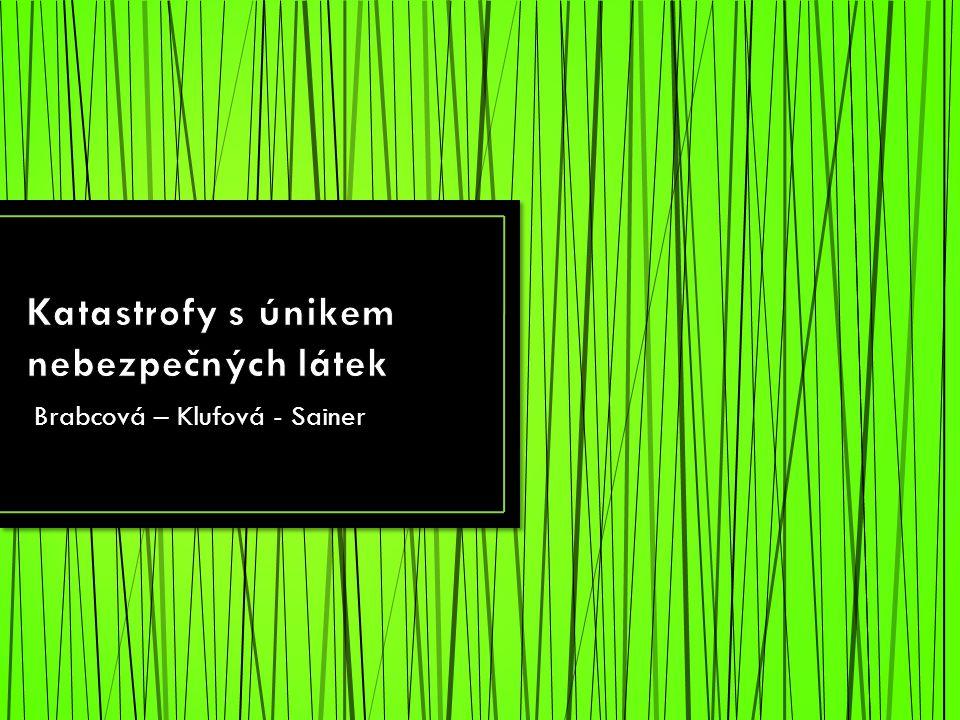 Brabcová – Klufová - Sainer