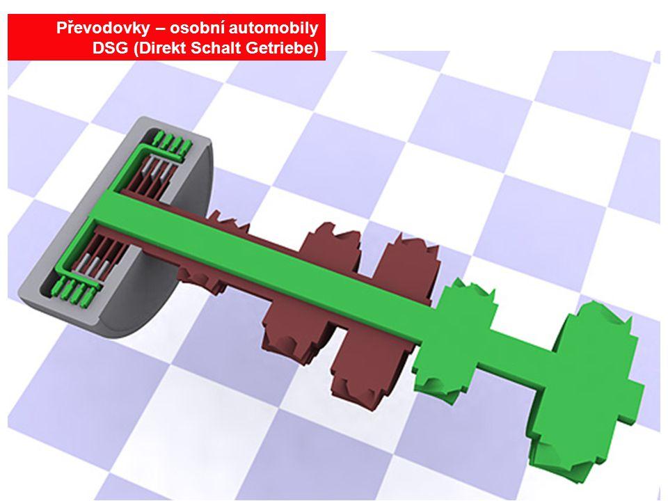 27.6.201432 Převodovky – osobní automobily DSG (Direkt Schalt Getriebe)