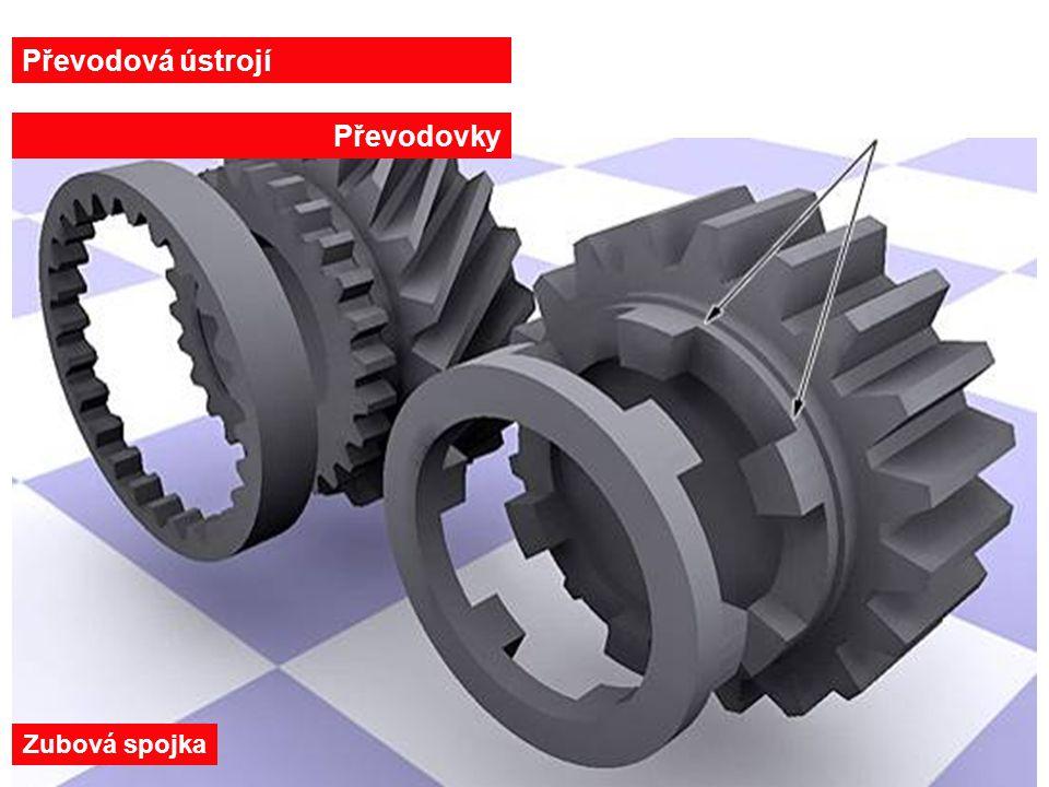 27.6.201410 Řazení synchronizační spojkou Převodová ústrojí Převodovky