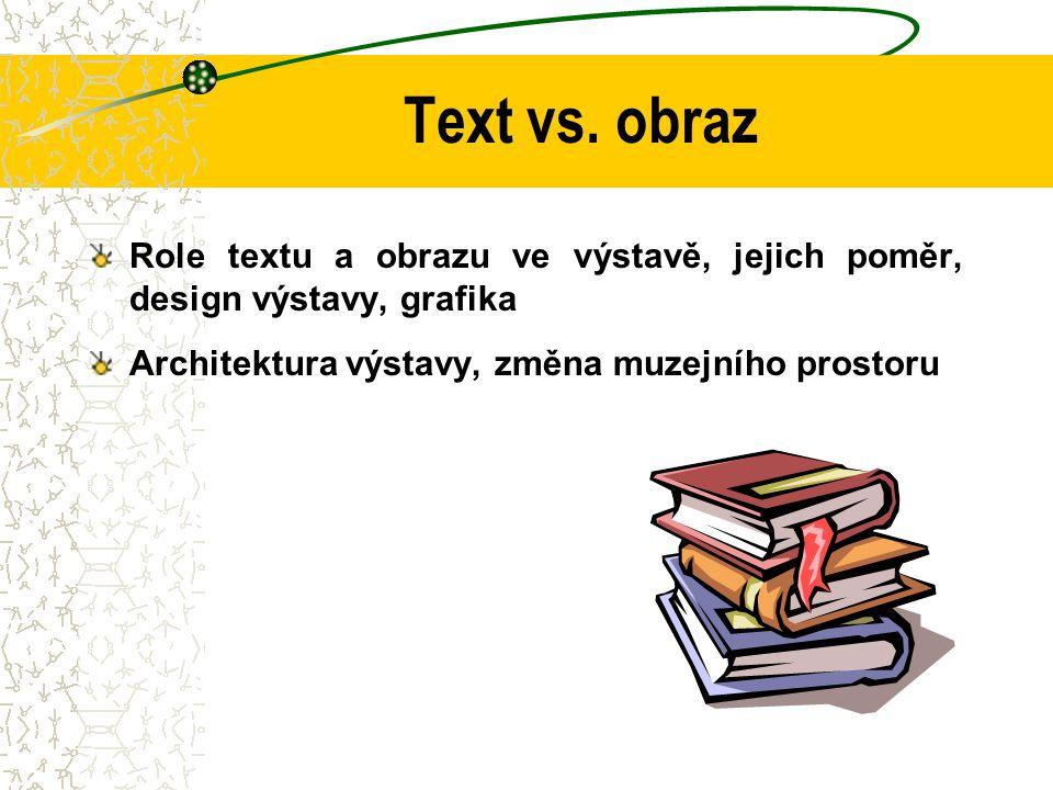 Text vs.