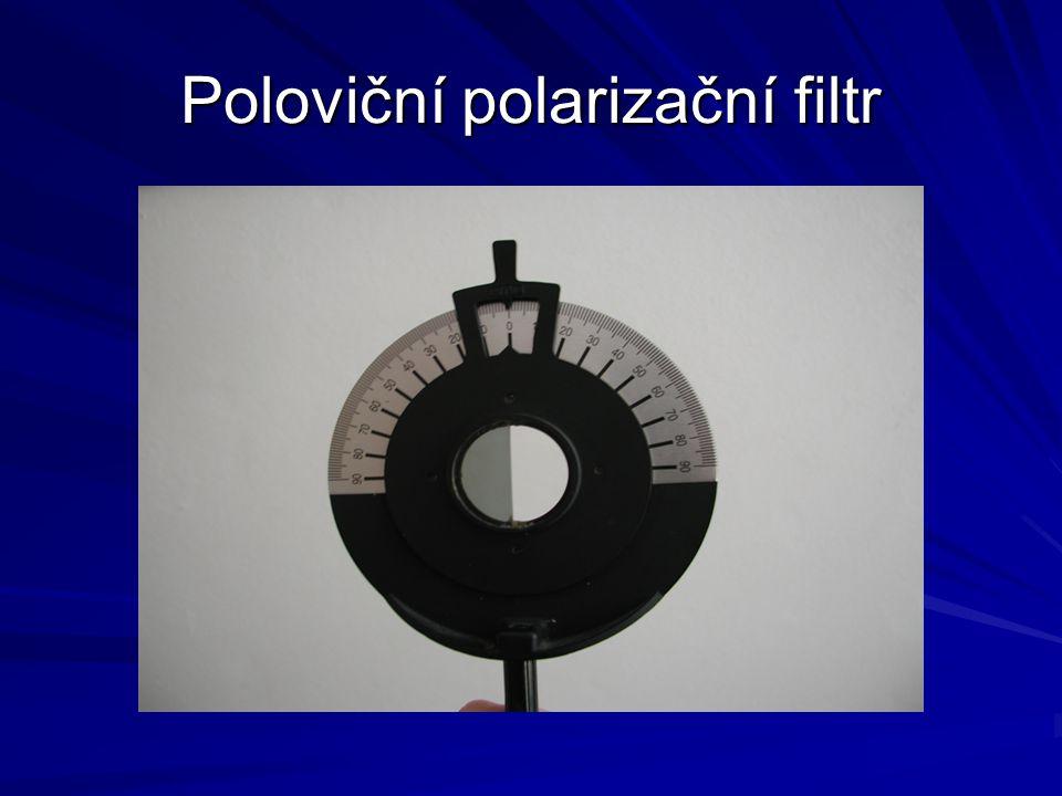 Polostínový polarimetr