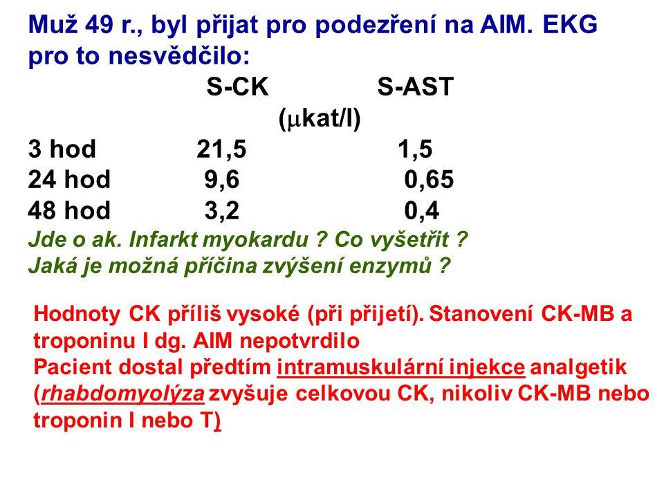 Muž, 40 r., alkoholik, měl chylomikronemii, stěžoval si na na časté průjmové stolice, zvláště po tučnějším jídle F-pankreatická elestasa 1: snížena Dechový test s 13 C-trioleinem: snížený na 20% Jaká je diagnóza .