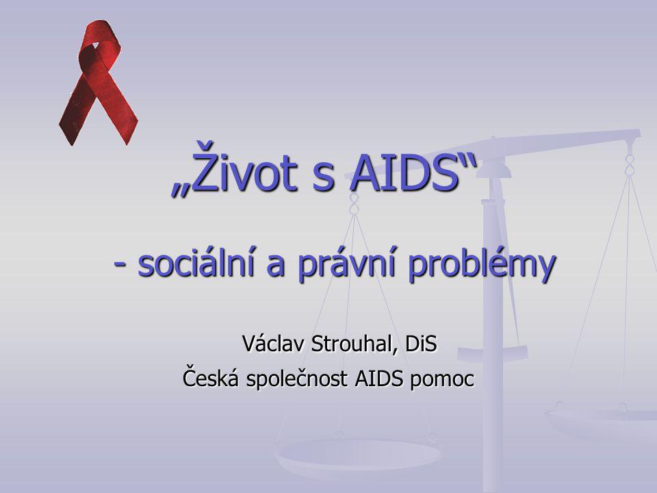 Proč a kde se vzala myšlenka k uspořádání semináře:  V ČR se řeší problematika HIV/AIDS především jako zdravotní problém / sociální práce je opomíjena/.