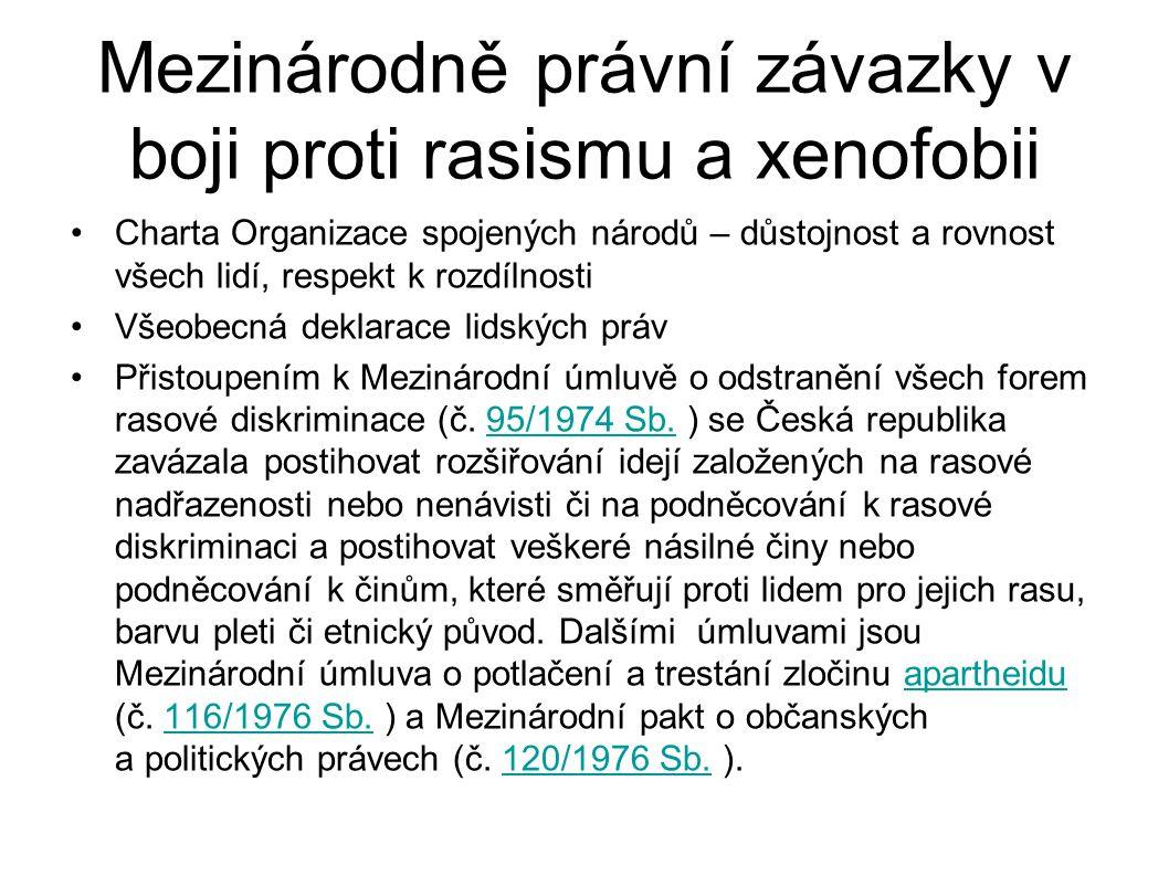 Causa Poslední generace Antisemitský internetový časopis Poslední generace vydávaný neonacistou Erikem Sedláčkem posuzoval Krajský soud v Hradci Králové.