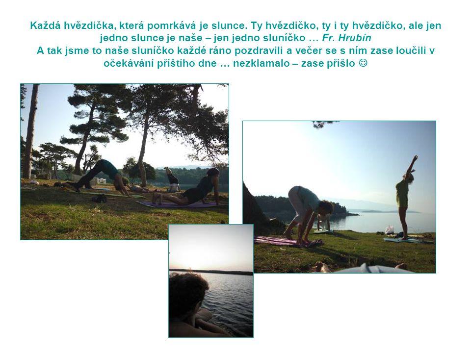 Vzpomínky jsou pečlivě uložené a s poslední fotkou si říkáme společně s básníkem … … my se tam vrátíme … Díky Olgo a Marcelo  Mirka + Eda