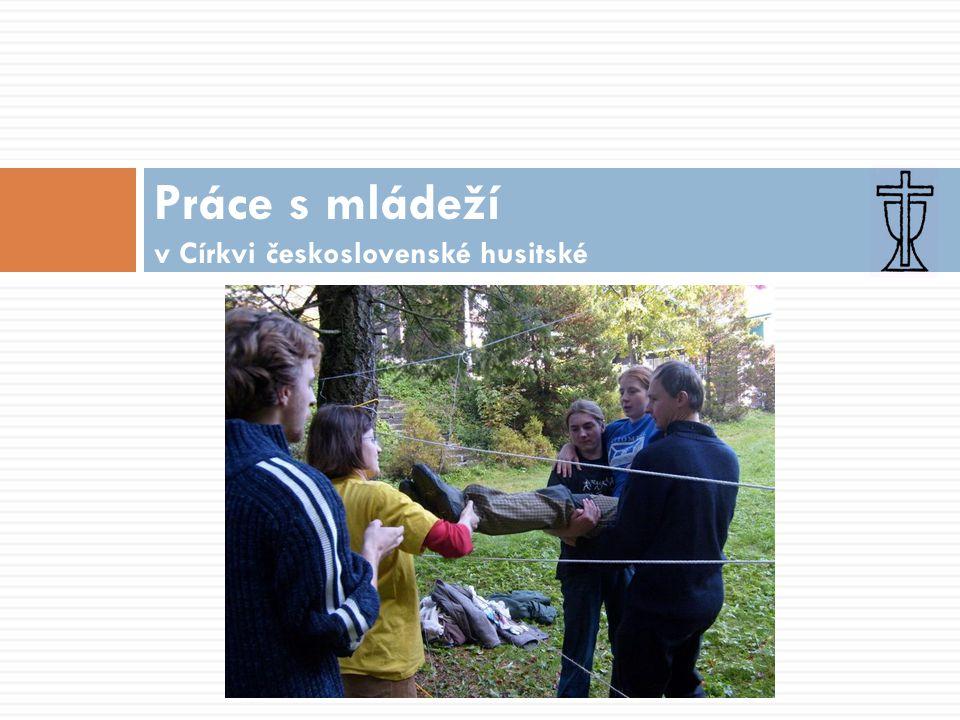 Práce s mládeží v Církvi československé husitské