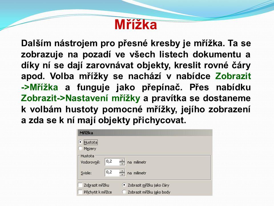 Práce s textem Pokud se rámec textu protíná s jiným objektem, můžeme nastavit i jeho obtékání textem.