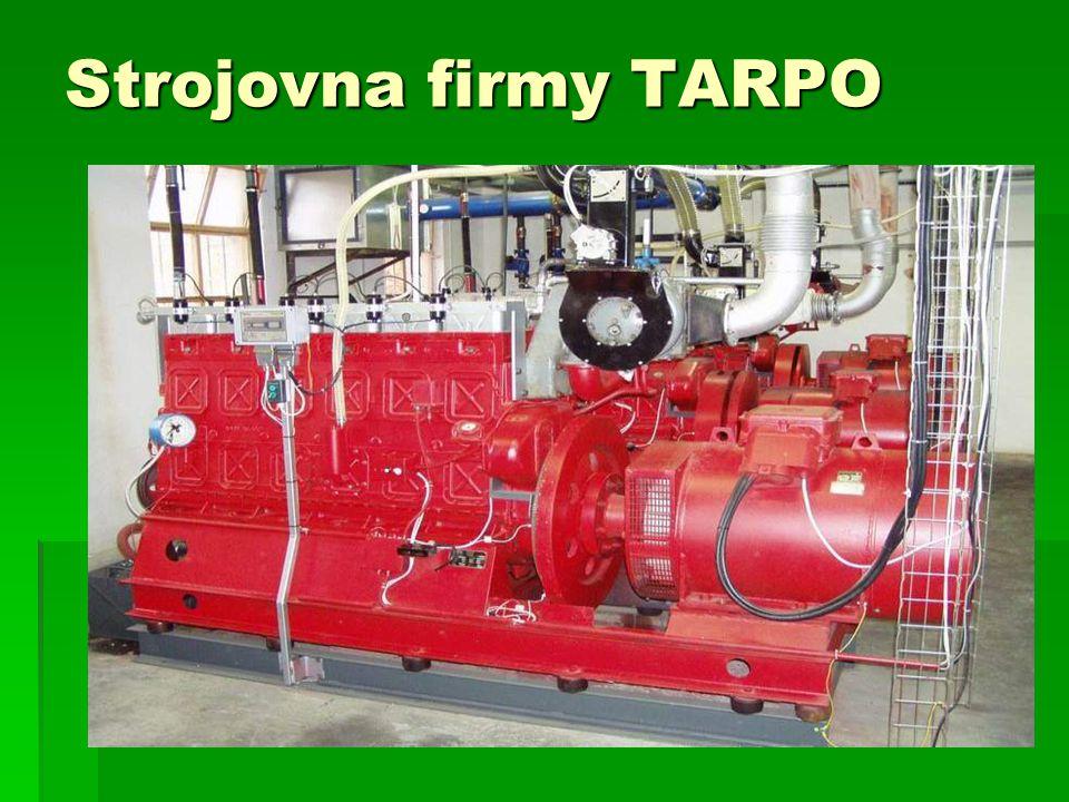 Instalace firmy TARPO
